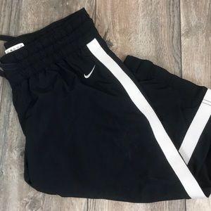Vintage Nike women's blue capris size medium